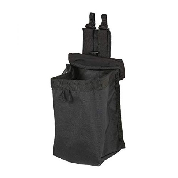 5.11 Tactical Pouch 5 5.11 Tactical Flex Lightweight Drop Pouch, Style # 56430, Black
