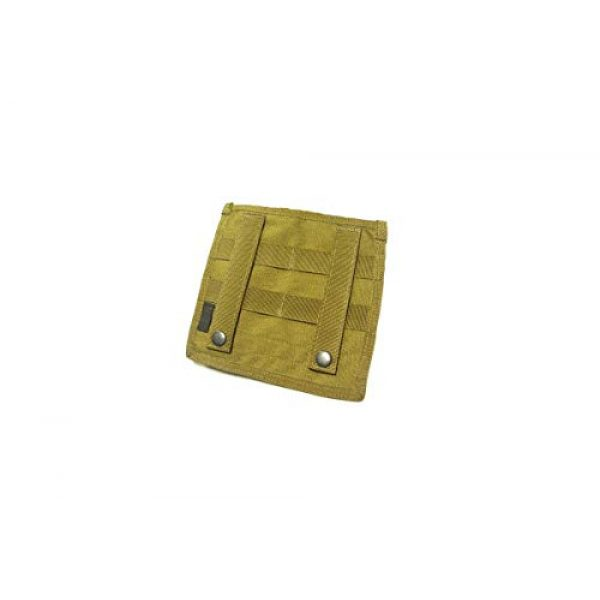 Airsoft Mega Armory Tactical Pouch 2 Airsoft Mega Armory AMA Tactical MOLLE Flat Admin Pouch
