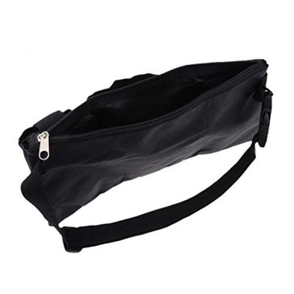 Abbraccia Tactical Pouch 7 Abbraccia Adjustable Waist Bag with Quick Release Buckle