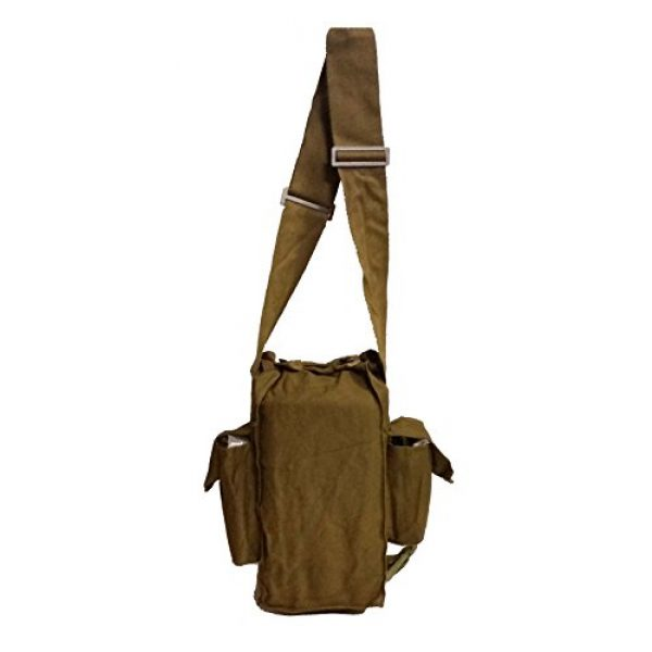 Military Outdoor Clothing Tactical Pouch 1 Military Outdoor Clothing Never Issued Russian Gas Mask Bag