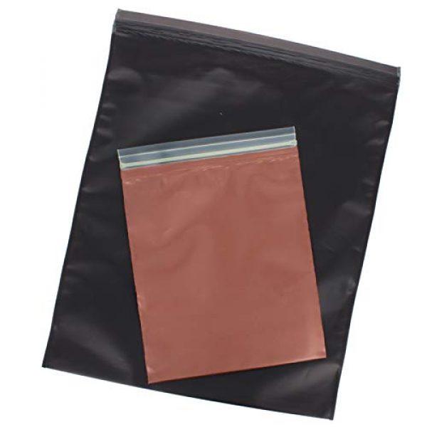 ASR Tactical Tactical Pouch 1 ASR Tactical Multipurpose Anti Static Electronics Survival Prepper Reusable Storage Bags Sleeve (Multiple Sizes)