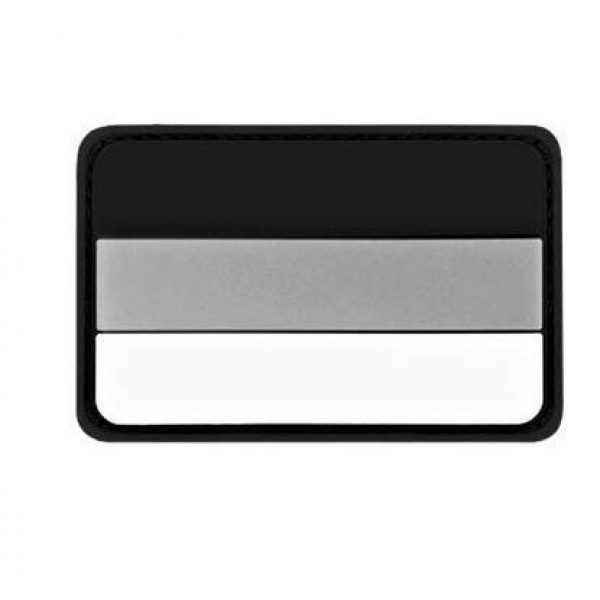 Tactical PVC Patch Airsoft Morale Patch 2 Germany Flag PVC Military Tactical Morale Patch Badges Emblem Applique Hook Patches for Clothes Backpack Accessories
