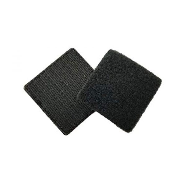 """Tactical Innovations Canada Airsoft Morale Patch 3 PVC Morale Patch - 9mm - Got Ammo 2""""x2"""" (3D)"""