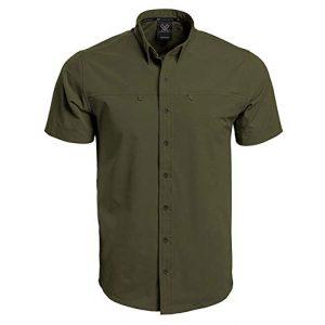 Vortex Tactical Shirt 1 Vortex Optics Weekend Gunner Short Sleeve Shirts   UPF 50 Protection