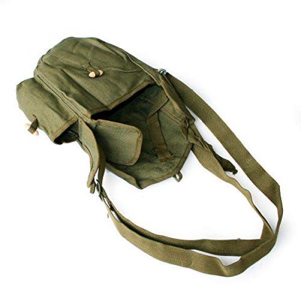 ANQIAO Tactical Pouch 5 Vietnam War Original Surplus China Type 56 Drum Magazine Bag Ammo Pouch