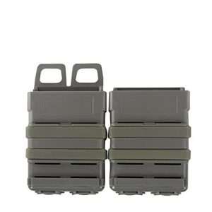 OAREA Tactical Pouch 1 Oarea Fast MAG Tactical Vest Accessory Multi Colors Pouch Bag Box for M4 MAG Polymer
