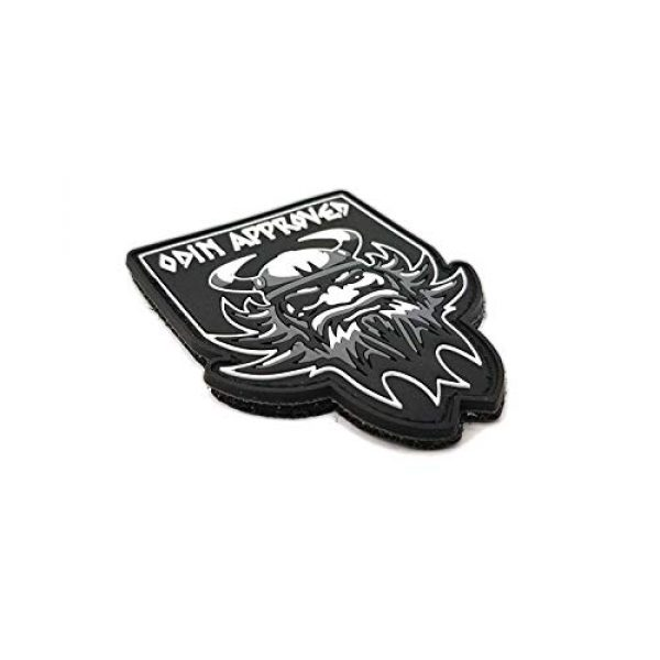 """Tactical Innovations Canada Airsoft Morale Patch 2 PVC Morale Patch - Odin Approved 2""""x2.5"""""""