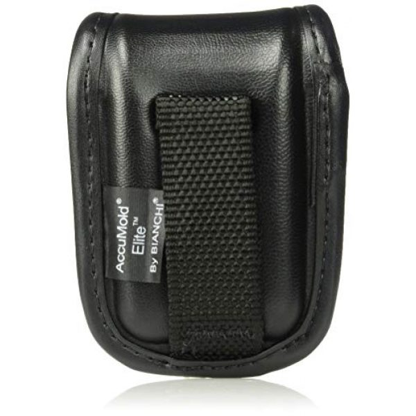 Bianchi AccuMold Elite Tactical Pouch 2 Bianchi AccuMold Elite Hidden Snap 7915 Pager or Glove Pouch