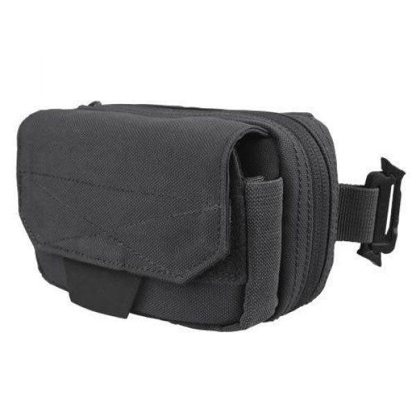 BestSeller989 Tactical Pouch 1 BestSeller989 Condor - Digi molle pouch - Black - iphone & Camera
