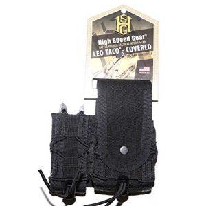 HSGI Tactical Pouch 1 HSGI Leo Taco - Covered - MOLLE