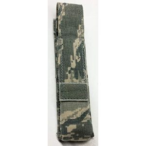 """Fire Force Tactical Pouch 1 Fire Force Item # 8950 Expandable 8"""" Baton Pouch MOLLE Baton Holder Made in USA"""
