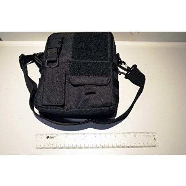 Acid Tactical Tactical Pouch 5 Acid Tactical MOLLE First Aid Bag Pouch Trauma EMT Medic Utility - Black