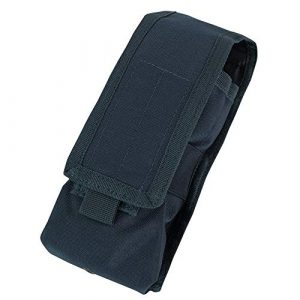 Condor Tactical Pouch 1 CONDOR Radio Pouch - Navy - MA9-006 - New - MOLLE PALS