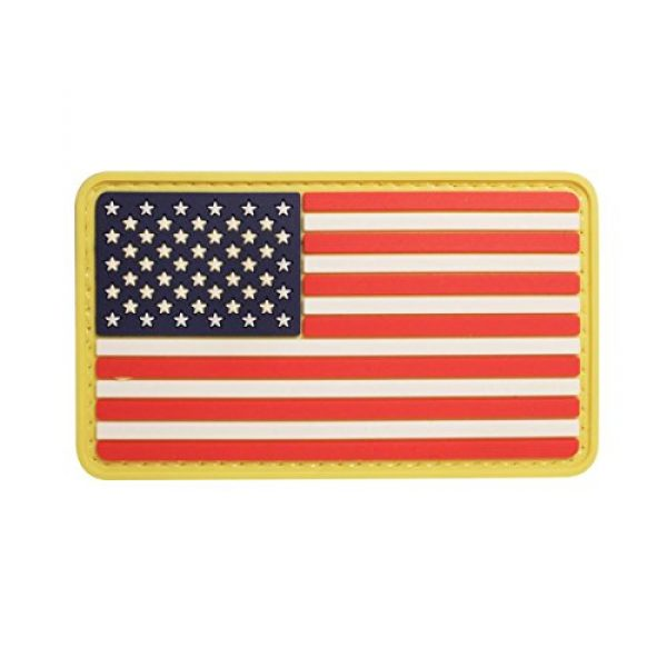 5ive Star Gear Airsoft Morale Patch 1 5ive Star Gear Morale Patch US Flag