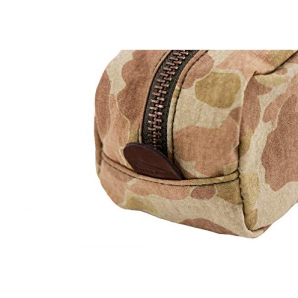 Battle Board Tactical Pouch 2 Vintage Travel Kit - Frog Skin P42 Camo (Small, Sand)