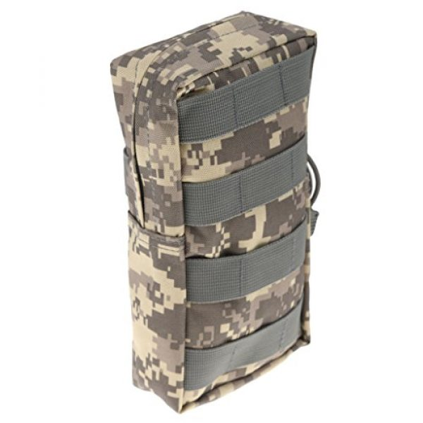 aternee Tactical Pouch 2 aternee Outdoor Travel Camping Hiking MOLLE Bag