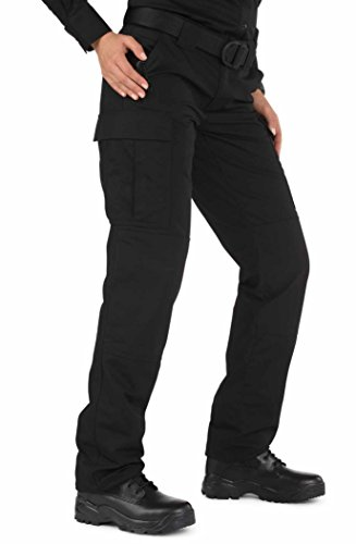 5.11 Tactical Pant 3 5.11 Tactical Women's Triple-Stitching TDU Ripstop Uniform Operator Pants, Style 64359