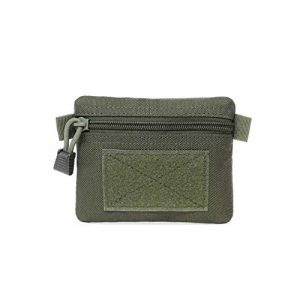 YASHALY Tactical Pouch 1 YASHALY Molle Pouch, Tactical Wallets for Men Portable Key Card Pocket Holder