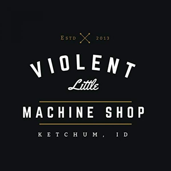 Violent Little Machine Shop Airsoft Morale Patch 4 Make Communism Illegal Again Embroidered Morale Patch