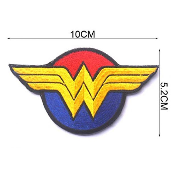 Embroidered Patch Airsoft Morale Patch 7 9pc Marvel Avengers Super Hero 3D Tactical Patch Military Embroidered Morale Tags Badge Embroidered Patch DIY Applique Shoulder Patch Embroidery Gift Patch