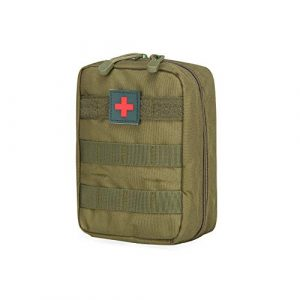 Mcdobexy Tactical Pouch 1 Mcdobexy Tactical Molle IFAK Medical Utility Bag with First Aid Patch