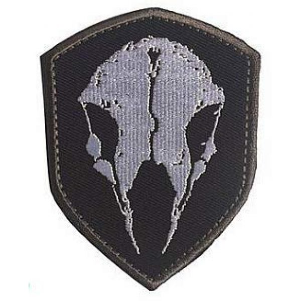 Embroidery Patch Airsoft Morale Patch 1 The Division Game LMB Skull Military Hook Loop Tactics Morale Embroidered Patch