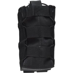 HSGI Tactical Pouch 1 High Speed Gear Soft Taco Molle Pouch Black 11At00Bk