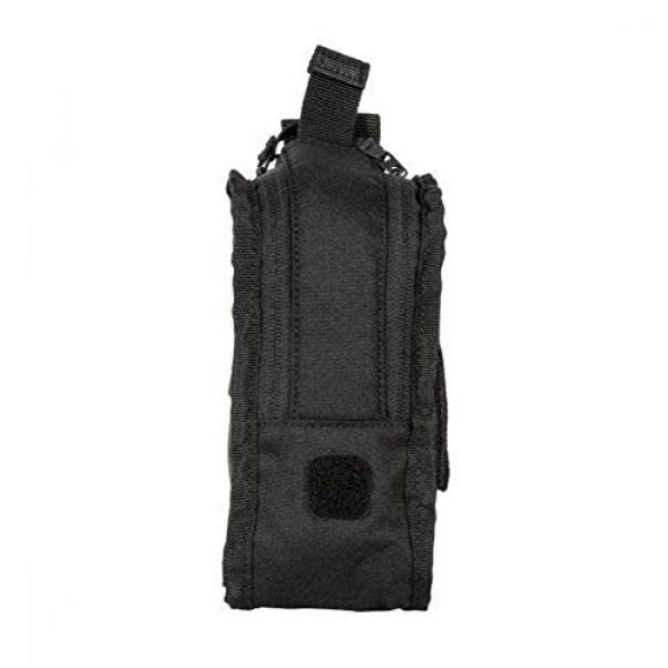 5.11 Tactical Pouch 2 5.11 Tactical Style # 56489 Flex Med Pouch, Includes Extra Flex Hook Adaptor Style # 56480, All in Black