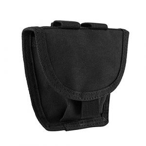 NcSTAR Tactical Pouch 1 NcSTAR NC Star Handcuff Pouch, Black, One Size