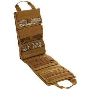 Condor Tactical Pouch 1 Condor Pack Insert For Tactical & Duty Equipment (Coyote Brown)