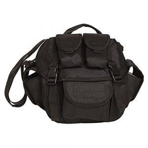 Mil-Tec Tactical Pouch 1 Mil-Tec Gen. II Butt-Pack - Black