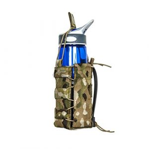 High Speed Gear Tactical Pouch 1 High Speed Gear Belt Mounted Soft TACO Pouch for Water Bottles/Etc