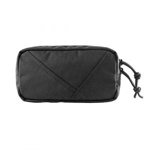 OneTigris Tactical Pouch 1 OneTigris Mini Tactical Pack Hook-Backed EDC Pouch with Dual YKK Snag-Free Zippers