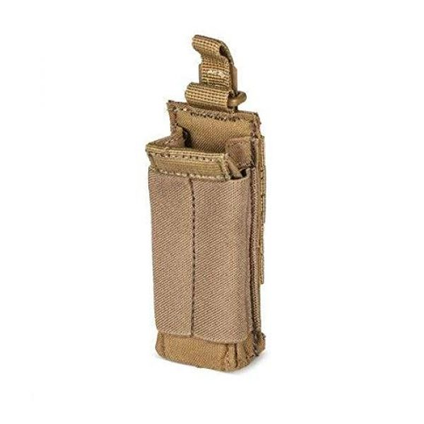 5.11 Tactical Pouch 5 5.11 Tactical Flex Double Pistol Mag Lightweight Pouch, Style # 56425, Kangaroo