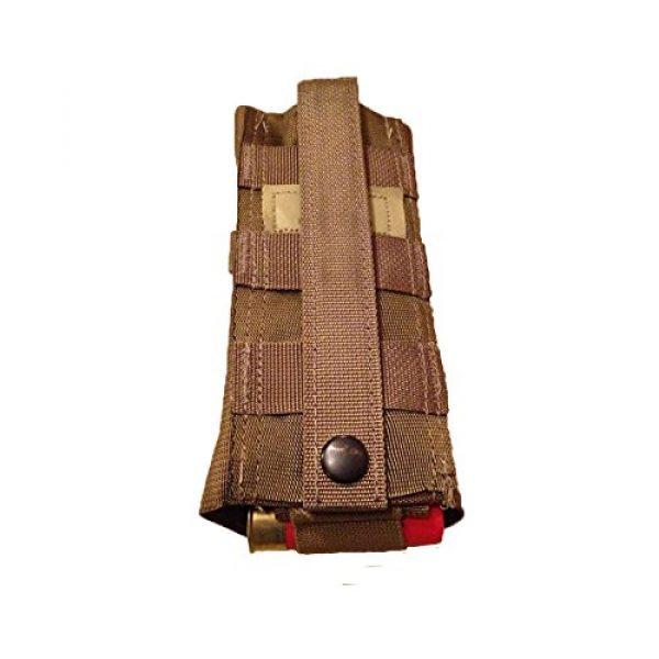 Allied Industries Tactical Pouch 5 Allied Industries Tactical Breacher Shotgun Shell Ammo Pouch USMC FSBE Original Issue