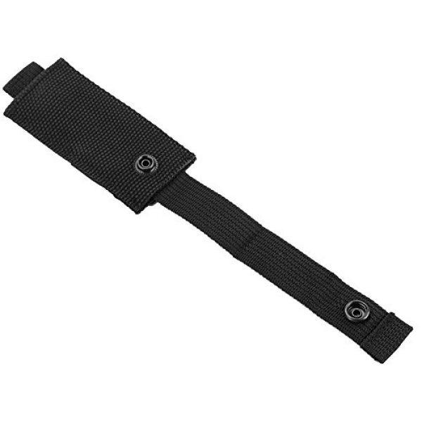 Alomejor Tactical Pouch 3 Alomejor Scissors Sheath, Nylon Medical Durable Key-Chain Shears Pouch Bag Holder