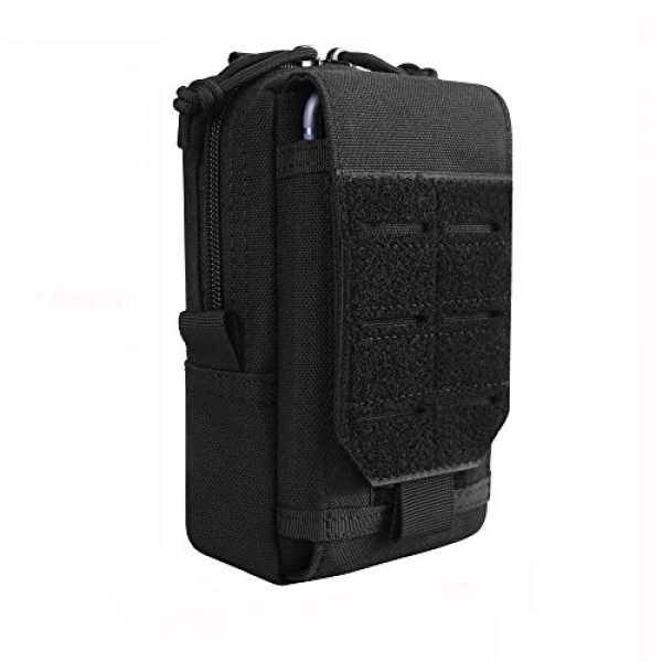 BIANTI Tactical Pouch 3 BIANTI Tactical EDC Pouch,Molle Utility Pouches Gadget Organizer Phone Holder Waist Pack IFAK Bag Smartphone Pouch Tool Holster Pocket