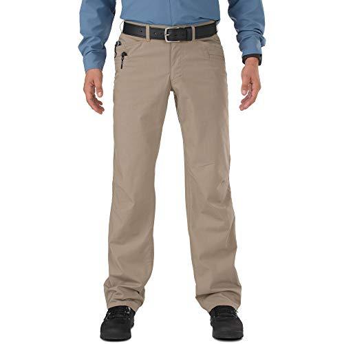 5.11 Tactical Pant 2 5.11 Tactical Mens Ridgeline Covert Pants, Teflon Finish, Poly-Cotton Ripstop Fabric, Style 74411