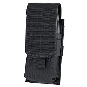 Condor Tactical Pouch 1 Condor MA5 Single M4 Mag Pouch (Closed Top) (Black)