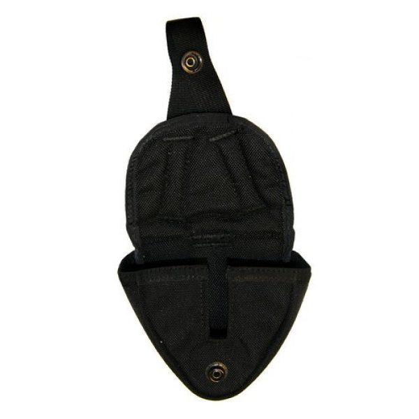 Alangator Tactical Pouch 1 Alangator 1022 Trimag Clip Connector Pouch Nylon Pouch Black