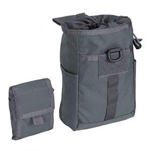 EXCELLENT ELITE SPANKER Tactical Pouch 1 EXCELLENT ELITE SPANKER Molle Dump Pouch Drawstring Magazine Utility Pouch Folding Dump Pouch Waist Bag
