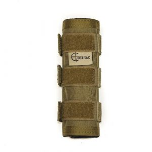 Cole-TAC Tactical Pouch 1 Metal Python Suppressor Cover