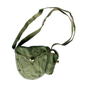 ANQIAO Tactical Pouch 1 Vietnam War Original Surplus China Type 56 Drum Magazine Bag Ammo Pouch