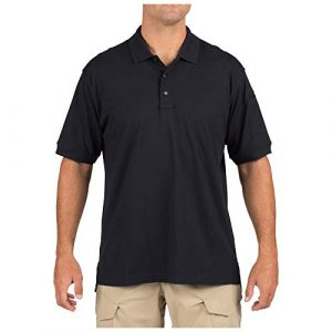 5.11 Tactical Shirt 1 5.11 Tactical Men's Jersey Knit Short Sleeve Shirt, Wrinkle-Resistant Cotton, Pen Pocket, Style 71182