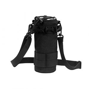 tak YiYing Tactical Pouch 1 tak YiYing Molle Tactical Water Bottle Pouch Bag with Detachable Shoulder Strap