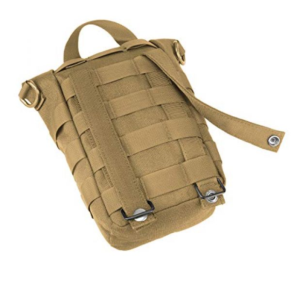 AMYIPO Tactical Pouch 3 AMYIPO Water Bottle Pouch Molle Tactical Holder Storage Bag