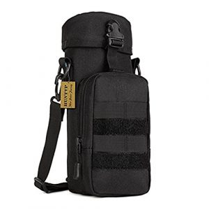 Huntvp Tactical Pouch 1 Huntvp Military Water Bottle Pouch Holder Tactical Kettle Gear Molle Pack Bag