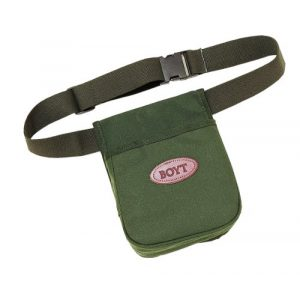 Boyt Harness Tactical Pouch 1 Boyt Harness Canvas Twin Compartment Shell Pouch (OD Green)