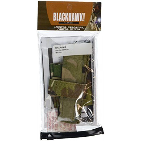BLACKHAWK Tactical Pouch 1 BLACKHAWK Cross Draw Baton Pouch Mutcam