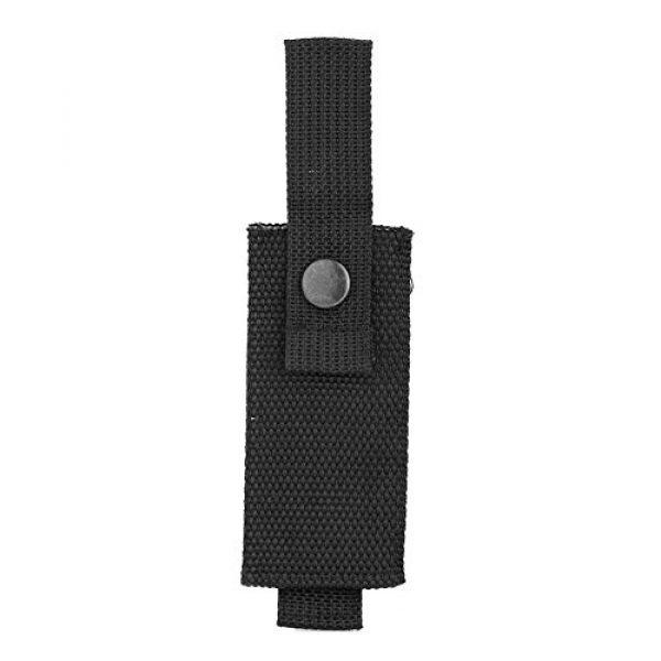 Alomejor Tactical Pouch 1 Alomejor Scissors Sheath, Nylon Medical Durable Key-Chain Shears Pouch Bag Holder